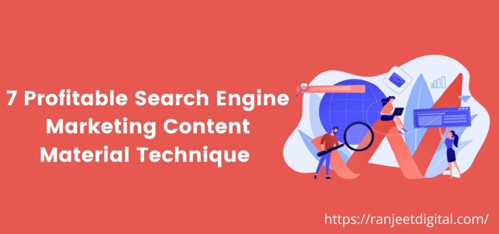Search-Engine-Marketing-Content-Material-Technique-