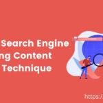 Search Engine Marketing Content Material Technique