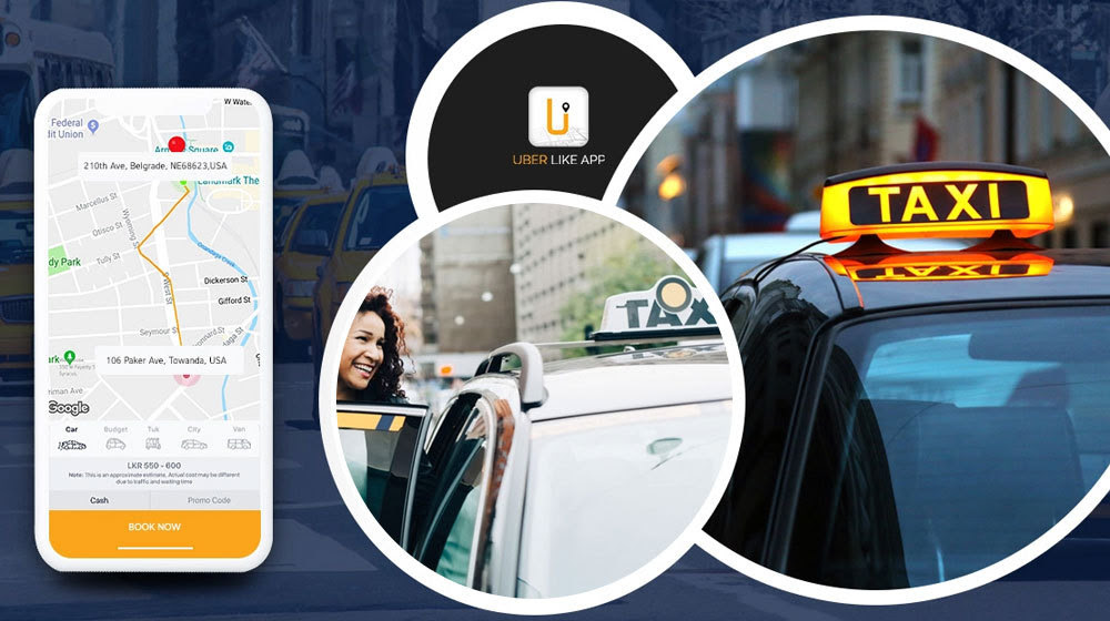 Read more about the article Initiate Your Taxi business With a Uber Clone App Source Code